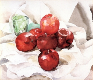 Charles Demuth Apples and Glass display_image.php